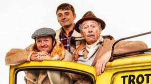 only fools and horses the al review