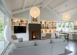 lighting for vaulted ceilings. Lighting For Vaulted Ceilings Living Room Idea