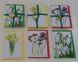 Spring Photo Cards Spring Easter Mini Cards
