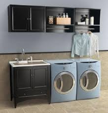 laundry room cabinets sink