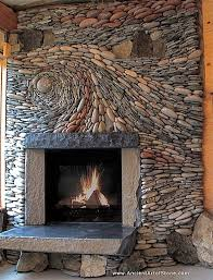 elegant fieldstone fireplace stone fireplace ideas design accessories pictures zillow