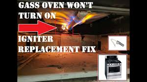 How To Fix Oven How To Fix An Oven Igniter Wb2x9154 Wb13k3 Wb13k4 4342528