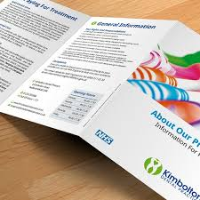 Mini Brochure Design Mini Brochure Designers In Bedford And London Procreative 0800 228