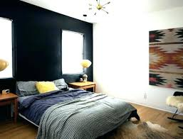 cozy blue black bedroom. Black And Blue Room Bedroom Wall Decor Red White  Cozy . D