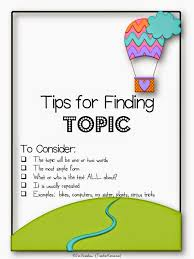 Free Resources For Main Idea And Topic Teacher Karma