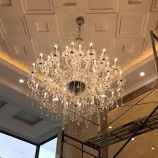 ever since the meval era there is an evolution in the advancement of the chandelier they are used for lighting and the first ones to be designed used