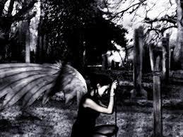 Resultado de imagem para cemitério gótico