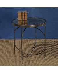 mirrored coffee table. HomArt Carrefour Mirrored Side Table Antique Nickel \u0026 Mirror Coffee
