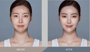 so while a lot of the dewy glow es from skincare there are a few ways to get it with some clever makeup application as well korean celebrity makeup