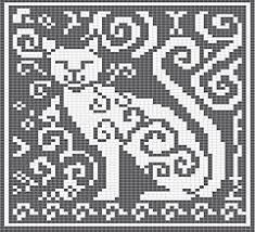 Cat Knitting Chart Ravelry Spirit Cat Knitting Charts Pattern By Melanie Nordberg
