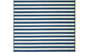 navy blue outdoor rug lovely navy blue striped indoor outdoor rug