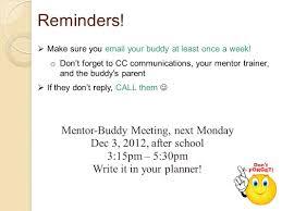 Mentor Training Meeting 2 Nov 22 Ppt Video Online Download