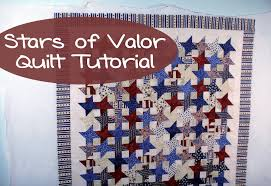 Free Quilt Of Valor Patterns