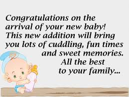 Baby Boy Birth Congratulations Messages