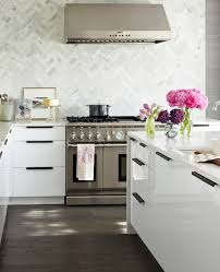 Modern White Kitchen Ikea