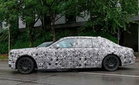 2018 rolls royce phantom viii. fine rolls 2018 rolls royce phantom spy shot to rolls royce phantom viii