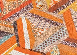 4 Free Handmade Baby Quilt Patterns - The Quilting Company & Baby Quilt Pattern: Mini Hexagonal Quilt by Malka Dubrawsky Adamdwight.com