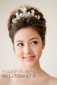014 2 ทรงผมเจาสาวสำหรบงานเลยงเยน