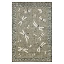 liora manne import co terrace dragonfly indoor outdoor rugs com