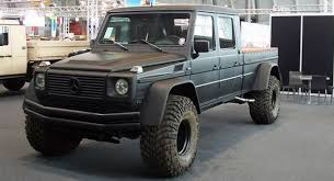 mercedes g wagon truck 2017. is big , like this extended wheelbase mercedes benz g500 pickup truck g wagon 2017