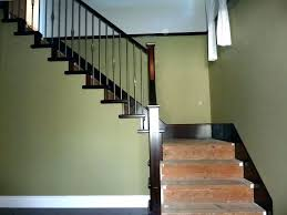 outdoor stair railing ideas simple interior kits diy