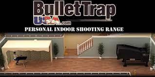 personal indoor range from bullet