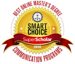 Best Online Masters In Communication Degree Programs 2017