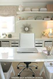 ikea home office desk. Enchanting Office Space Ideas Using Small Spaces Chic Contemporary Home By Interior Design Patterned Walls Ikea Malm Desk