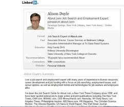 personal profile sample ahoy profile examples for resumes