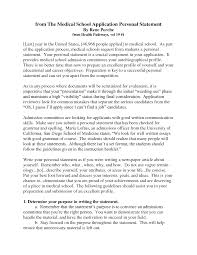 Best Personal Statement Editing For Hire For Mba Mba Personal