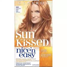 Frequent special offers and discounts up to 70% off for all products! Clairol Nice N Easy 8sc Sandy Copper Blonde Permanent Hair Color 1 Kit Hair Coloring Remke Markets