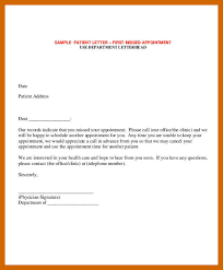 Doctor Appointment Letter - Kleo.beachfix.co