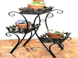3 tier plant stand outdoor metal tiered plant stand 3 tier plant stand outdoor metal plant