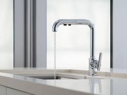 kohler k 7505 bl purist primary pullout kitchen faucet matte black