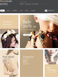 11 handmade jewelry woomerce theme web
