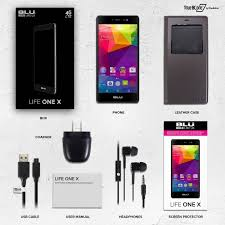 BLU Life One X is official, 5.2-inch ...