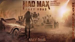 2016 mad max fury wallpaper hd