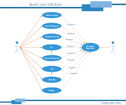 Bank System Use Case Free Bank System Use Case Templates
