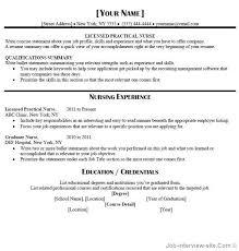 sample resume licensed practical nurse licensed practical nurse sample resume lpn ophthalmic technician