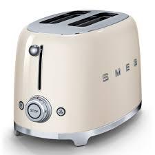 50s Style Kitchen Appliances Smeg 50s Style 2 Slice Toaster Reviews Wayfair