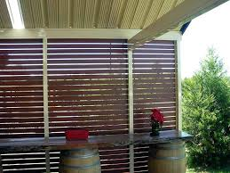 patio patio screening ideas brilliant privacy screens of outdoor screen screened porch