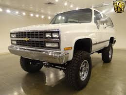 1991 Chevrolet Blazer Specs and Photos | StrongAuto