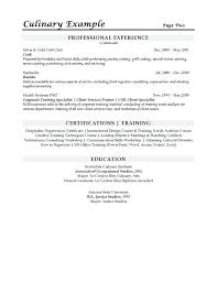 Culinary Resume Examples Amazing Sous Chef Resume Examples Mmventuresco