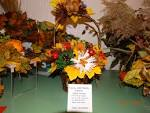 Осенний букет из природного материала 171