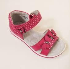 D300006 Туфли открытые дошкольные фуксия+натуральная ...