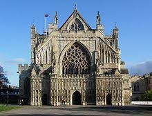 Image result for exeter cathedral