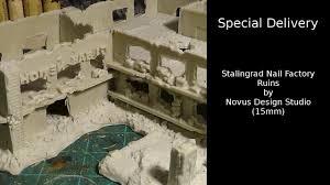 Novus Design Special Delivery Stalingrad Nail Factory By Novus Design Studio