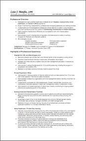 Lpn Resume Template Best of How To Write Quality Licensed Practical Nurse Lpn Exceptional Resume