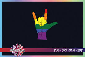 Some use svg animation, others use css transform for basic animation, and the rest use the help of javascript. Rock Rainbow Hand Gay Pride Graphic By Ssflower Creative Fabrica