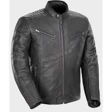 black vintage rocket leather jacket 1680 1002